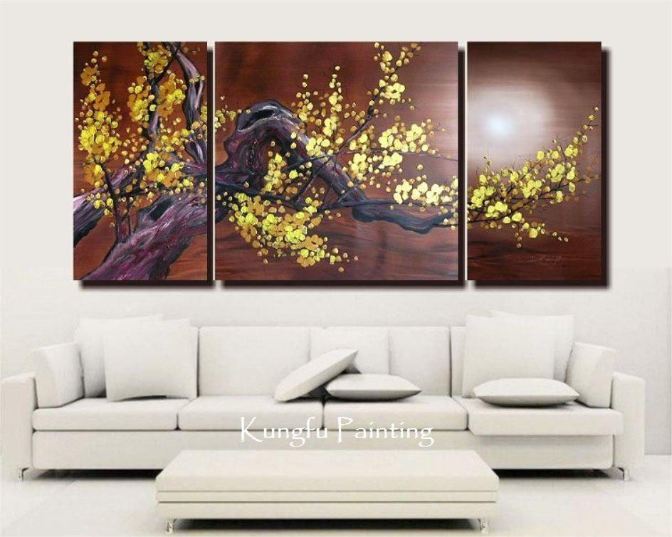 Landscape 3 panel wall art google search