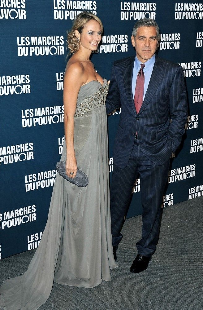 Stacy Keibler - The Ides Of March French premiere