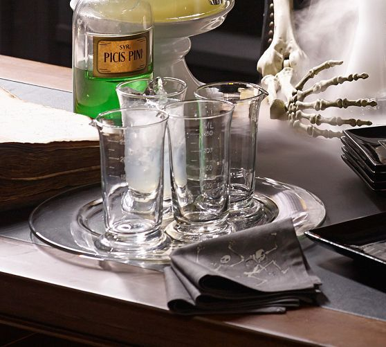 Beaker Tumbler, Set of 4 | Pottery Barn $39.50