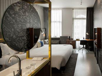 R server une chambre dans un h tel de charme amsterdam for Reserver une chambre d hotel