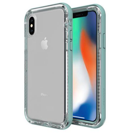 best website d9205 86648 Lifeproof Next for iPhone X Case, Seaside, Blue | Products | Iphone ...