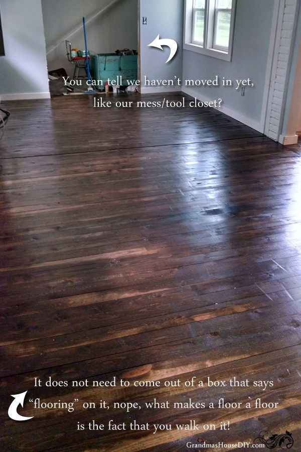 How To Install An Inexpensive Wood Floor Do It Yourself Solid - What is the cheapest flooring to install