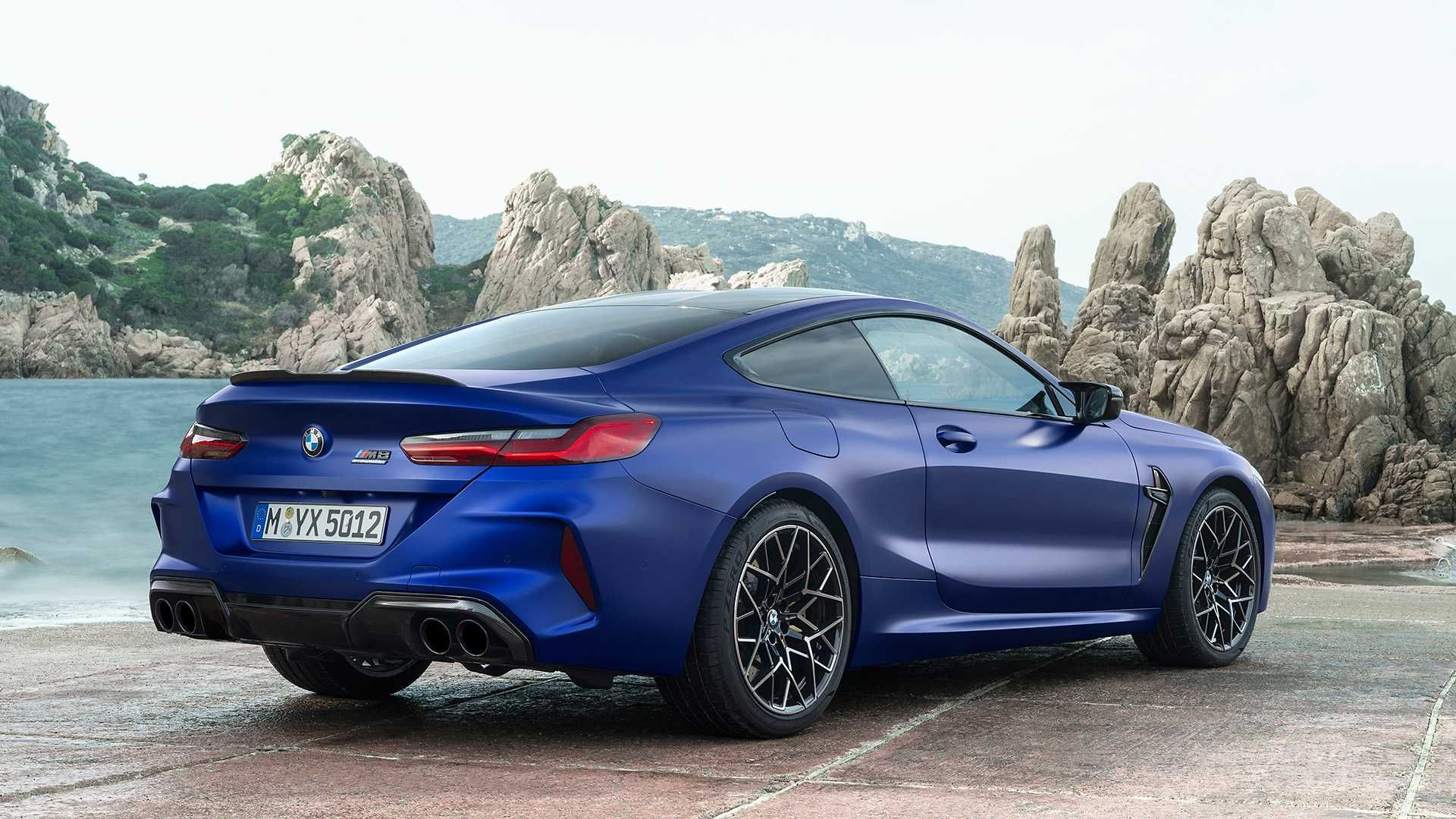 The New Bmw M8 Coupe And Convertible Are Finally Here And They