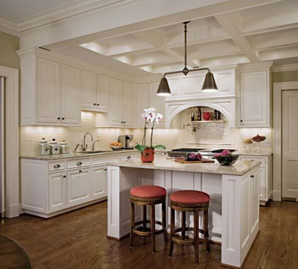 10 Foot Ceilings....what To Do?? - Kitchens Forum - GardenWeb