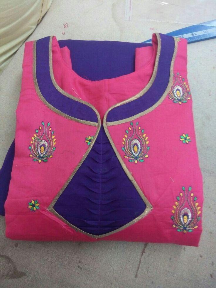 Dresses Neck Designs