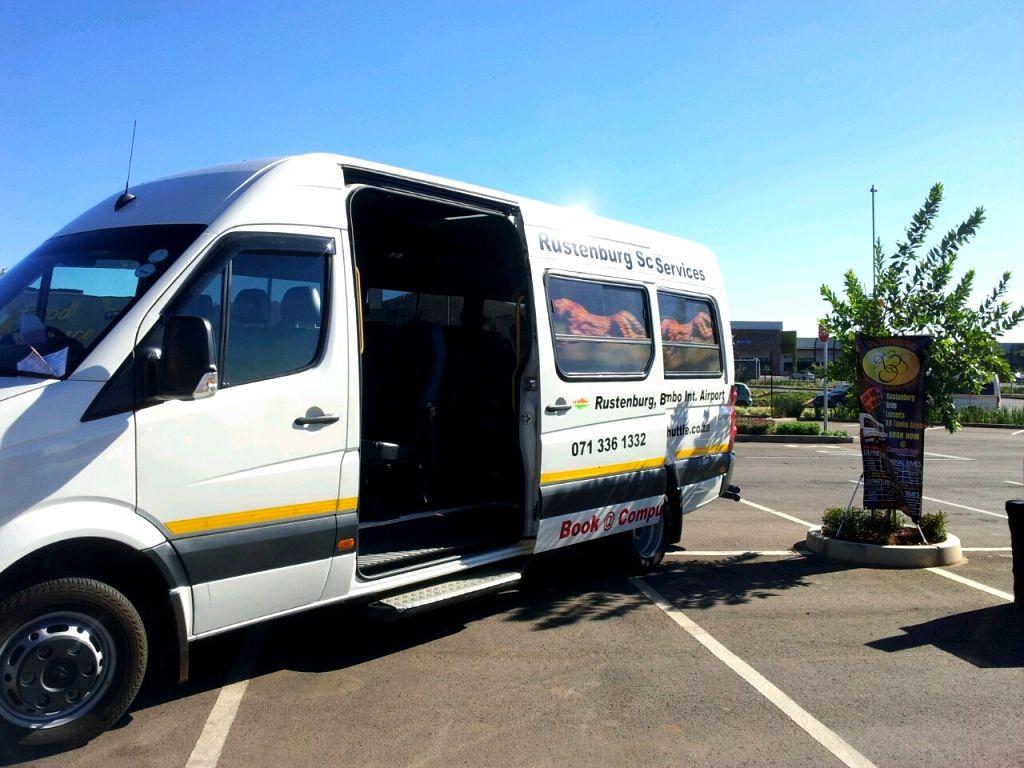 Rustenburg Scheduled Shuttle Services Book Your One Way