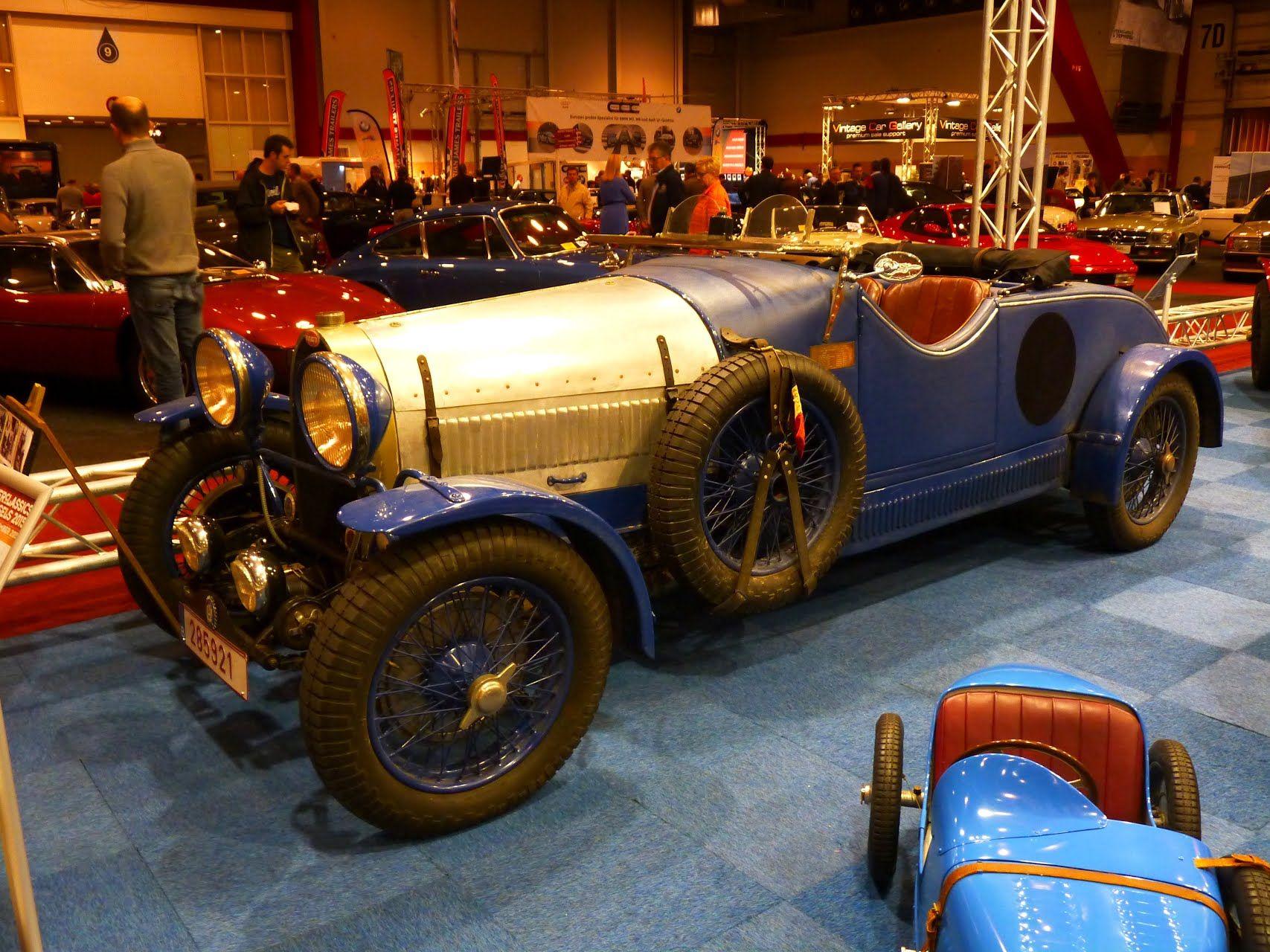 Bugatti T44 Liège-Rome-Liège 1929 | Bugatti | Pinterest
