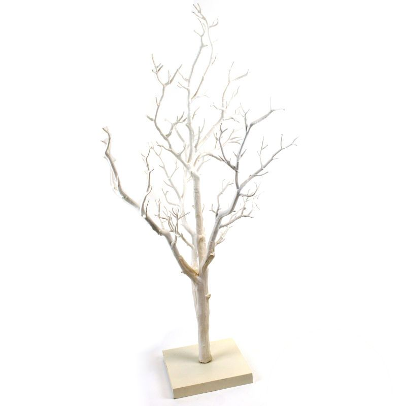 Decorative White Twig Tree 76 cm