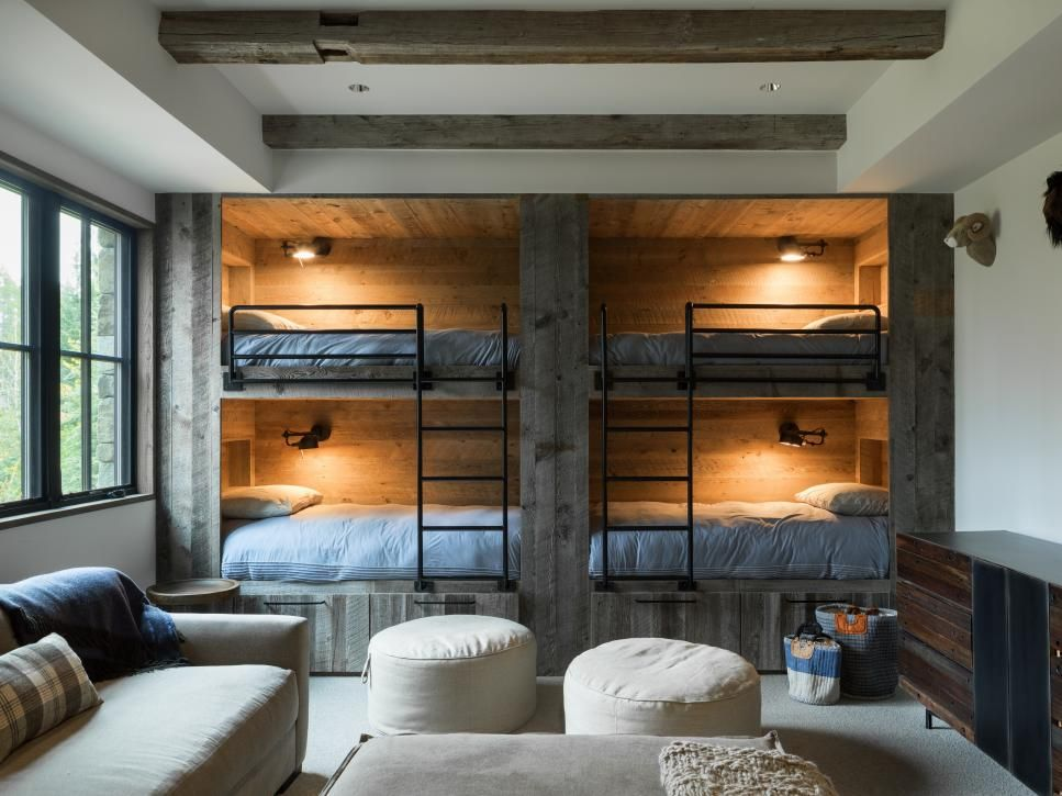 Luxury Log Cabin In Jackson Hole Wyoming Hgtv Faces Of