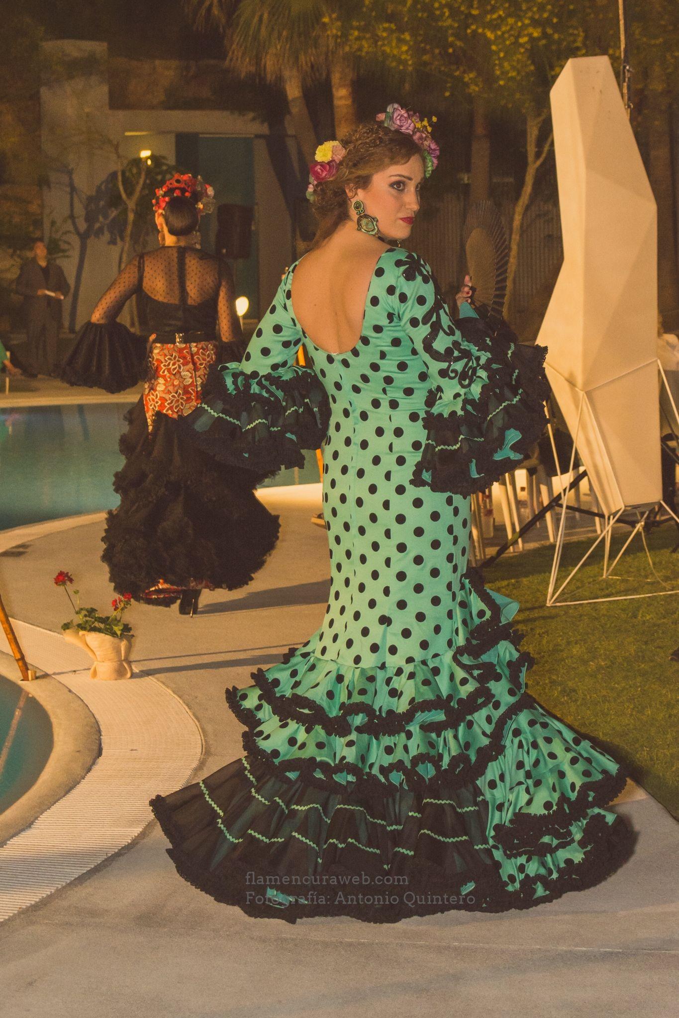 flamencuraweb.com   Desfile Pasarela Melisa Lozano Pa Enamora