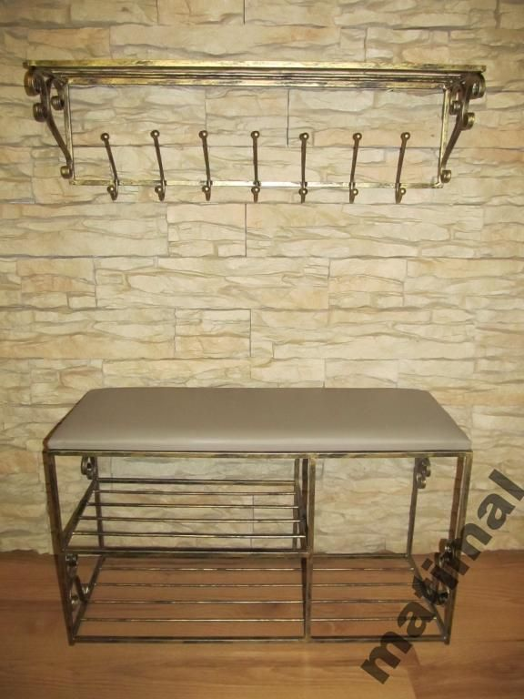 Kuty Zestaw Wieszak Polka Na Buty Metaloplastyka 3354242692 Oficjalne Archiwum Allegro Interior Inspo Coffee Table Interior