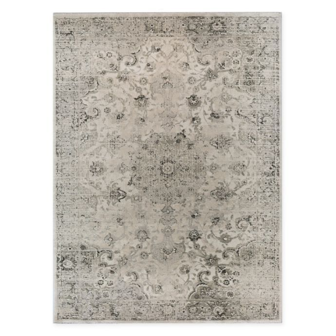 Bee Willow Home Harmony Area Rug In Cream Bed Bath Beyond