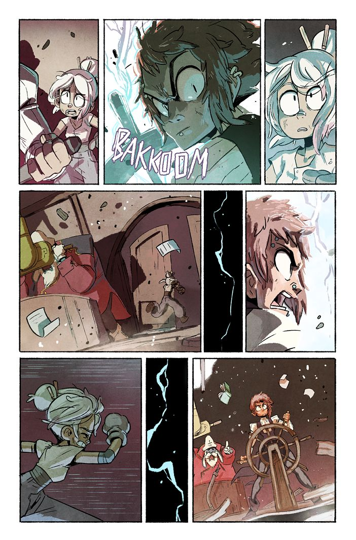 Pin by Aj Howard on Comic pages Graphic novel art