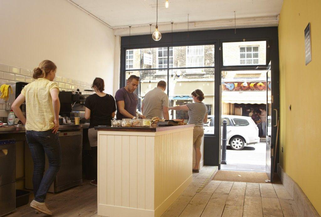 Kahaila Café, Brick Lane