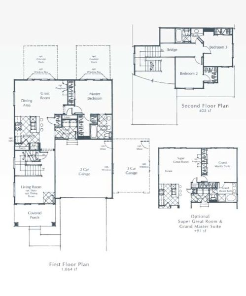 Snowbird Henry Walker Homes Living Roon Floor Plans Great Rooms