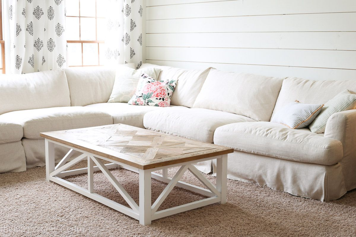 Farmhouse Coffee Table From Amazon Coffee Table Coffee Table Farmhouse Wood Farmhouse Coffee Table