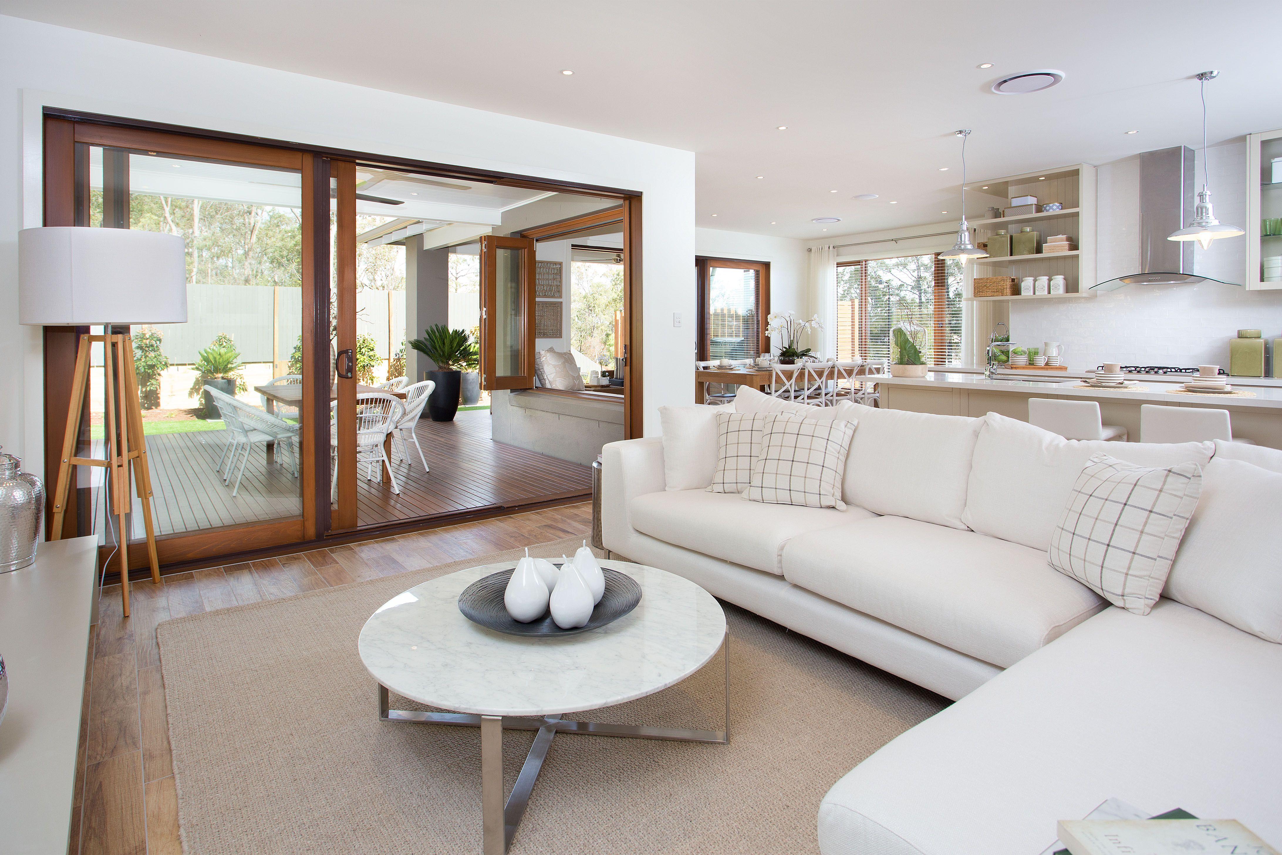 Stanteen - Simonds Homes #interiordesign #alfresco | Living spaces ...