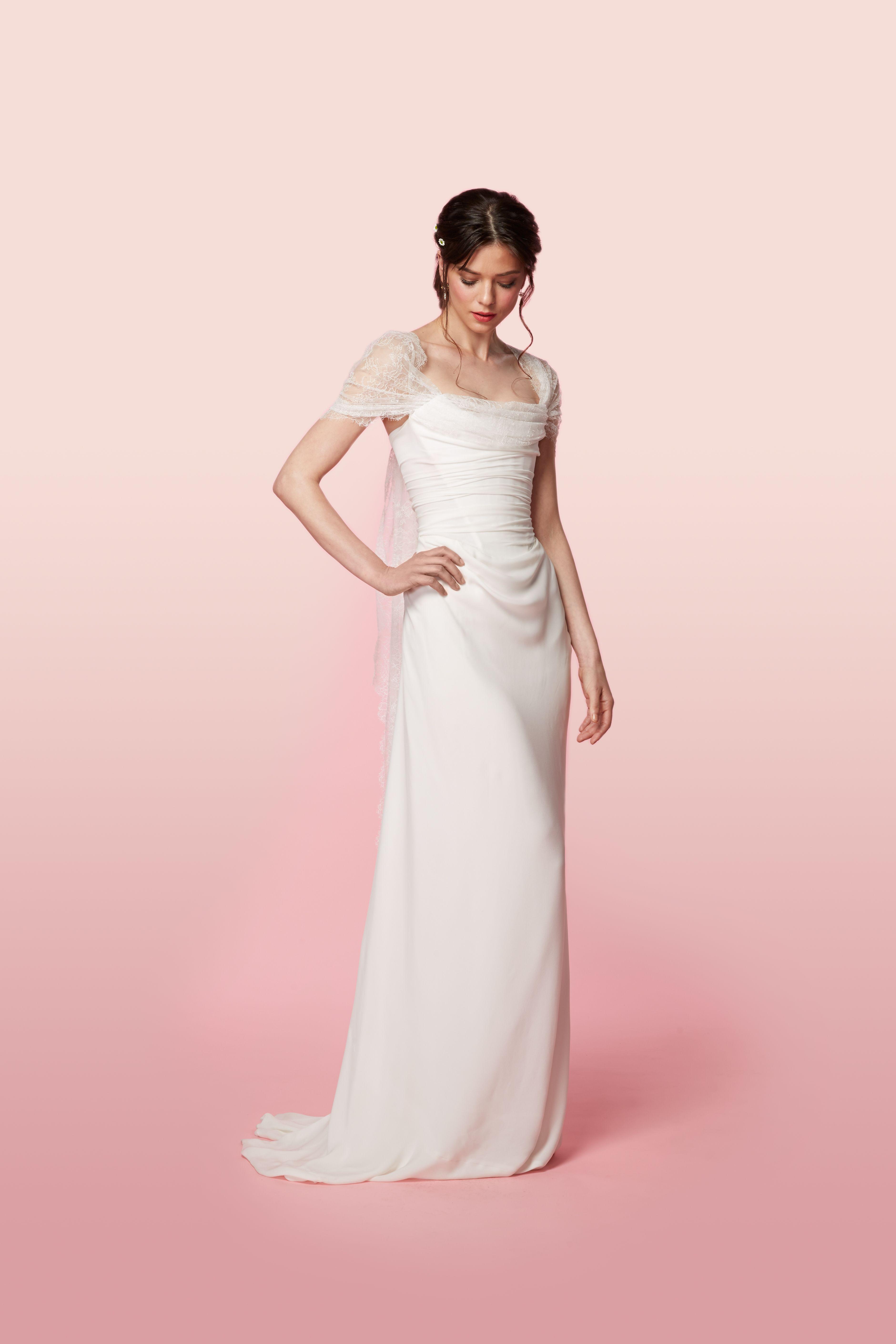Vivienne westwood wedding dress  Vivienne Westwood MadeToOrder Long Ball Tie Dress In Ivory Silk