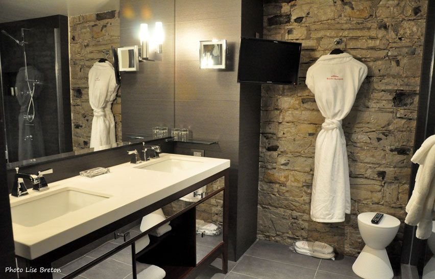Luxurious rooms and suites old qu bec city hotel for Design hotel quebec city