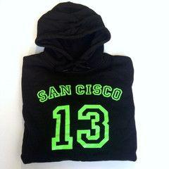 San Cisco College Hoodie