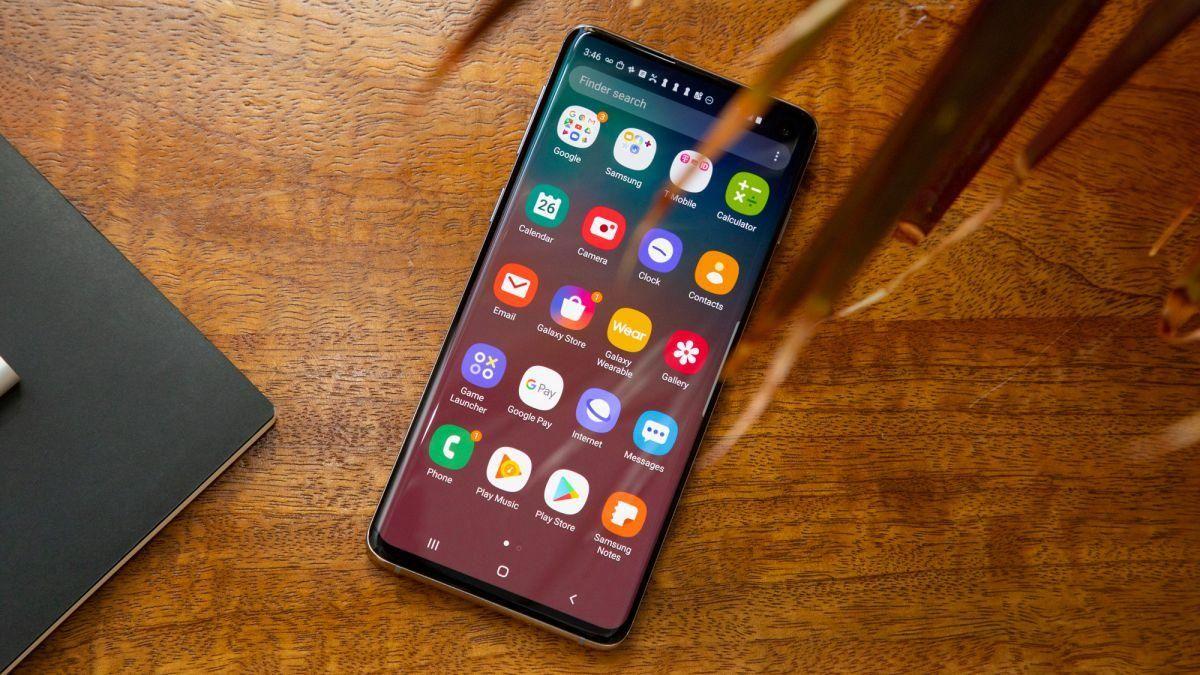 This Techradar Exclusive Samsung Galaxy S10 Deal Beats The Rest Of The Market Samsung Galaxy Samsung Galaxy