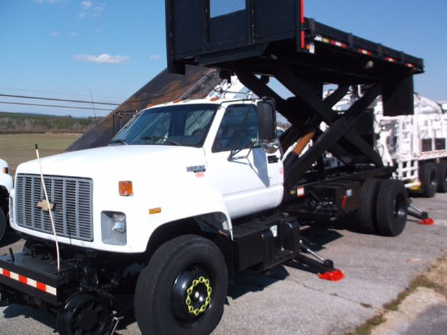 Hi-Rail Scissor Lift Truck Kodiac chassis Price: contact