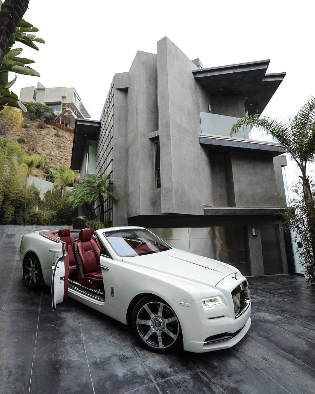 Rolls Royce Dawn Luxury Homes Interior Modern House Design Luxury Cars
