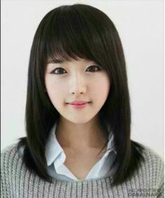 Shoulder Length Hair Haircuts Hairstyles Pinterest Hair