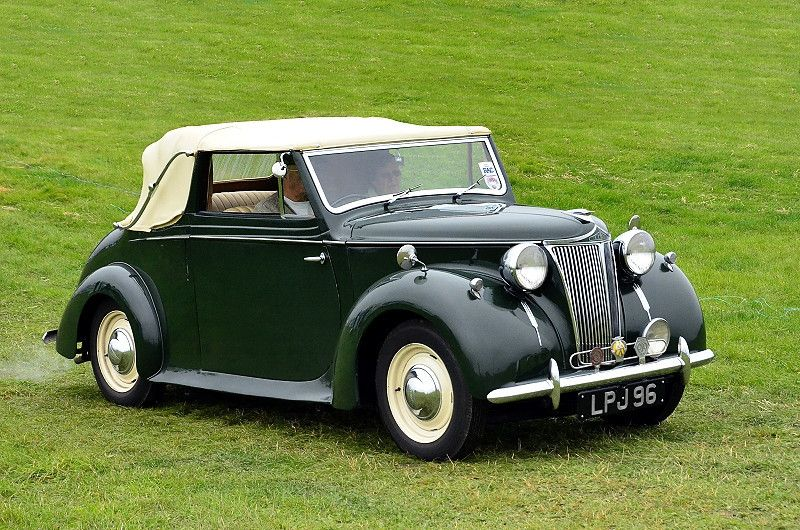 Lanchester DHC 1947