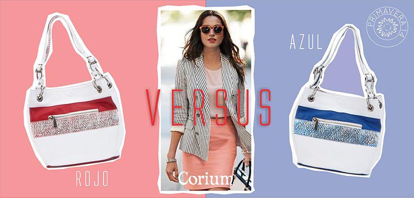 Blanco con rojo o Blanco con azul ??
