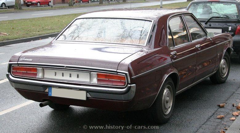 ป กพ นโดย Rj Rosado ใน Ford The German Story