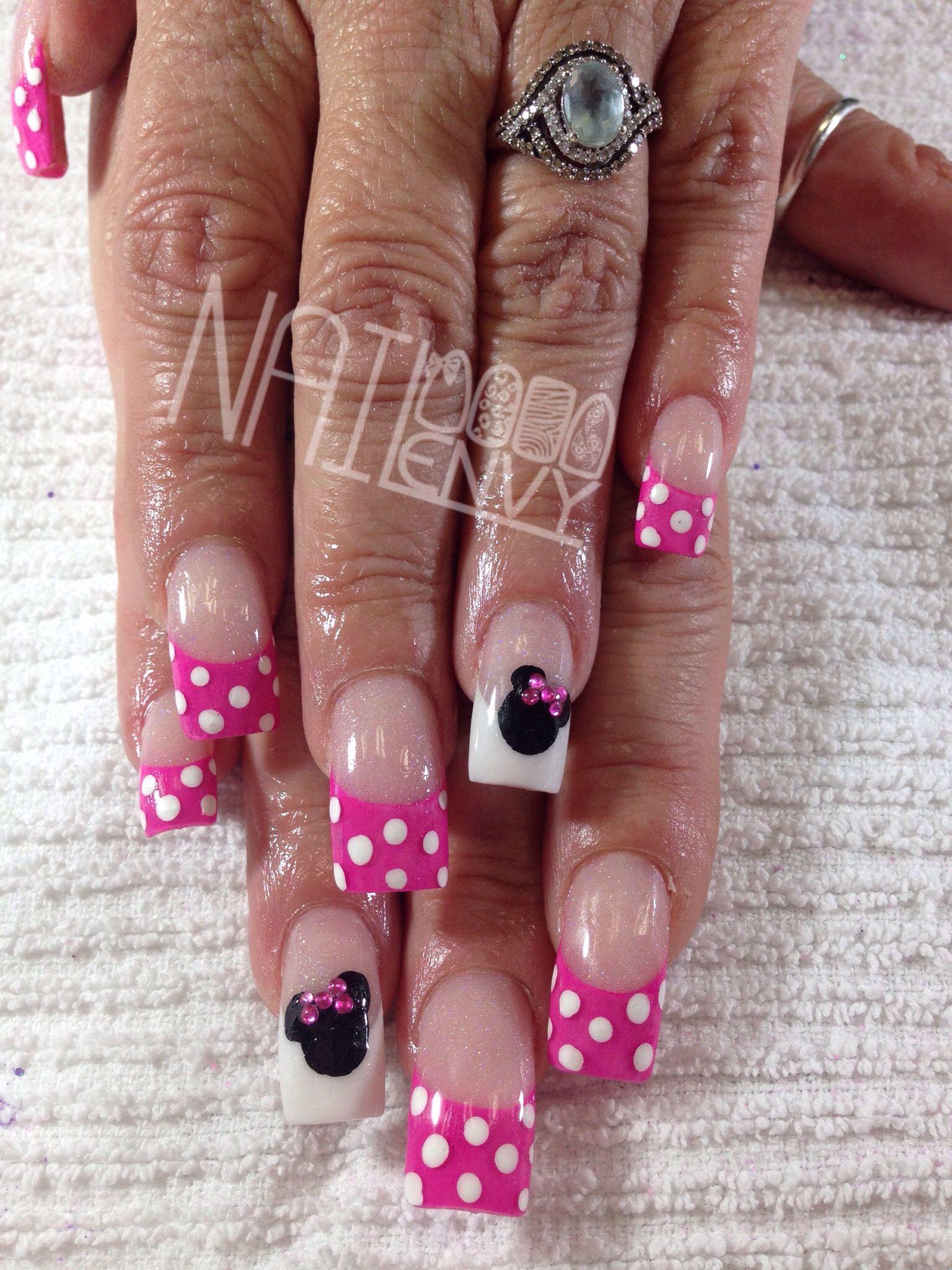 Disney nails!! | nails | Pinterest | Fingernägel, Nagelschere und Nails
