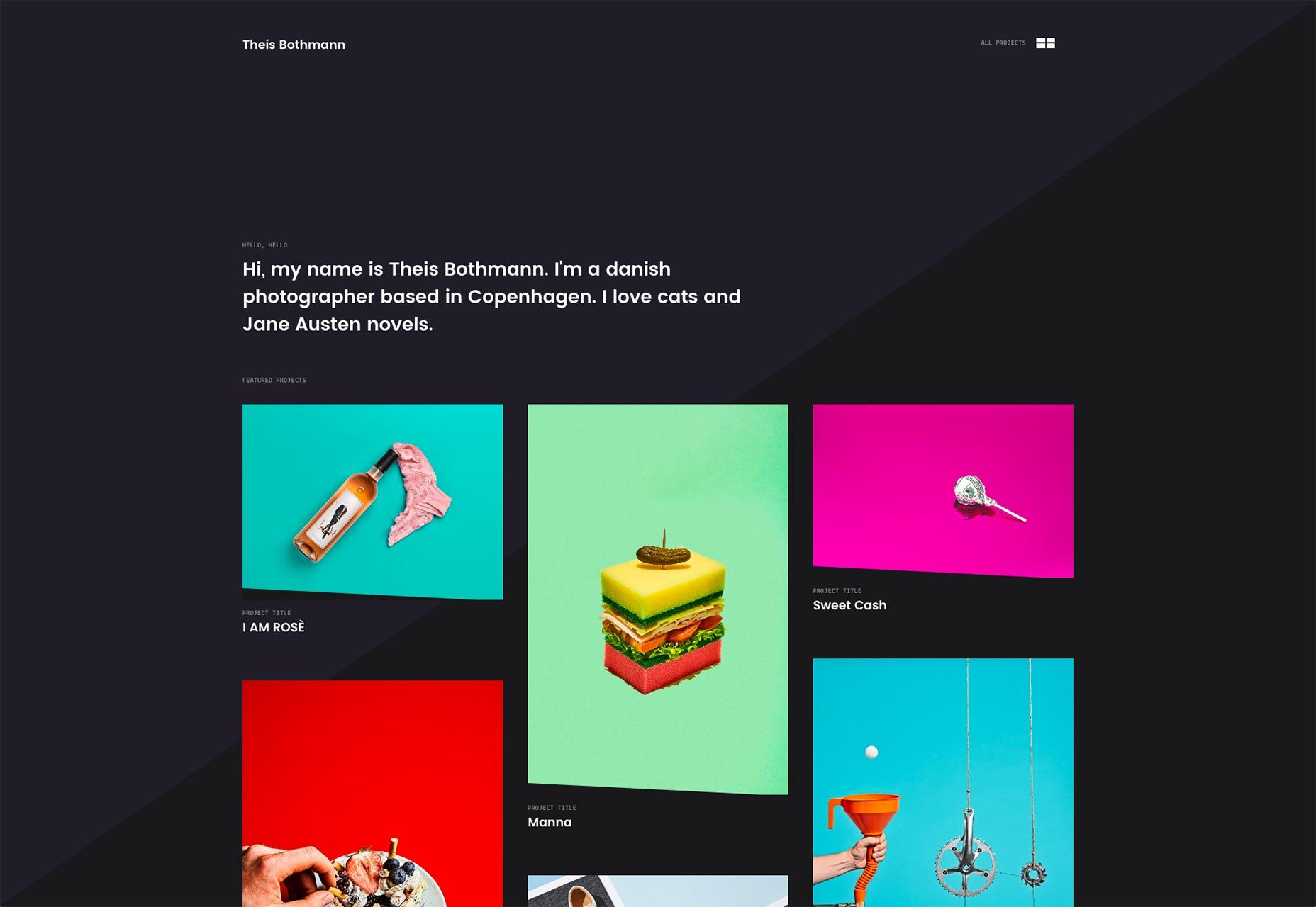 The Best New Portfolio Sites June 2016 Portfolio Site Web Design Visual Communication