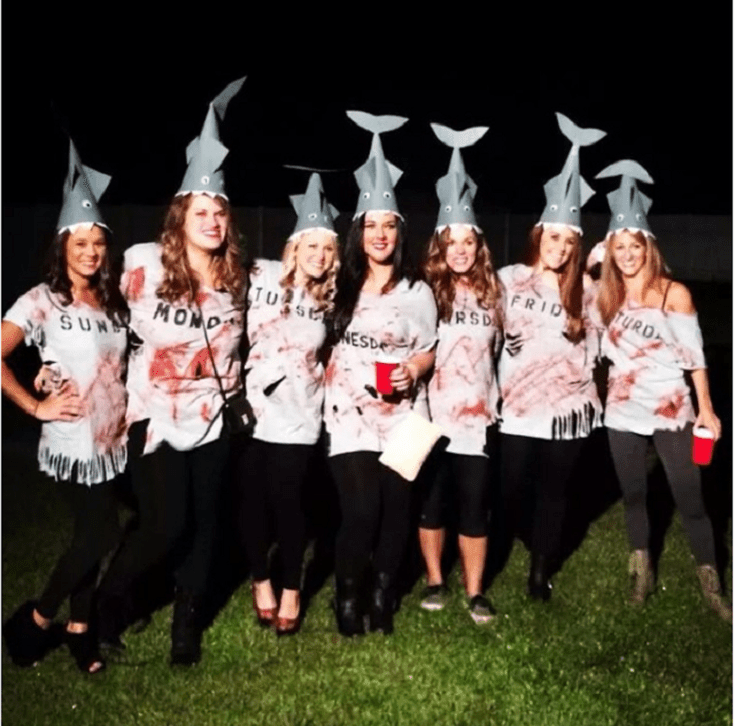 Funny Pop CultureInspired Halloween Costumes For Groups