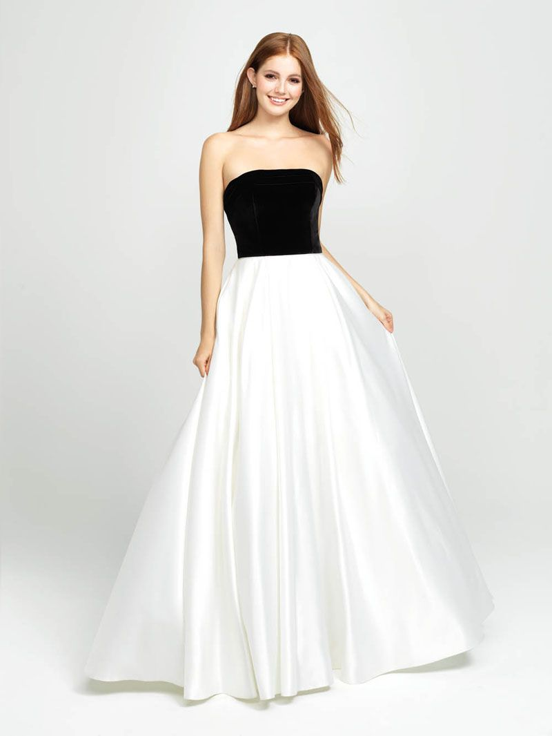 aa6ac9778f8 Madison James - 19-155 - Formal Approach Prom Dress  19-155