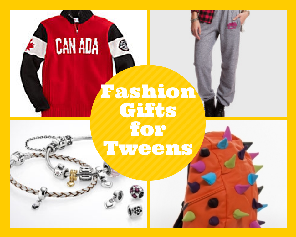 2013 Holiday Gift Guide: Fashion Gifts for Tweens | 2013 Holiday ...