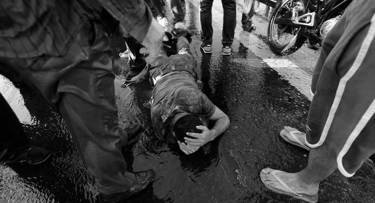 Köprüde linç edilen askerin ailesi: Sopalarla parça parça edilmiş çocuğum