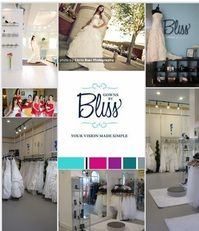 Bliss Gowns & Events-Nanaimo BC/Vancouver Island Weddings ...