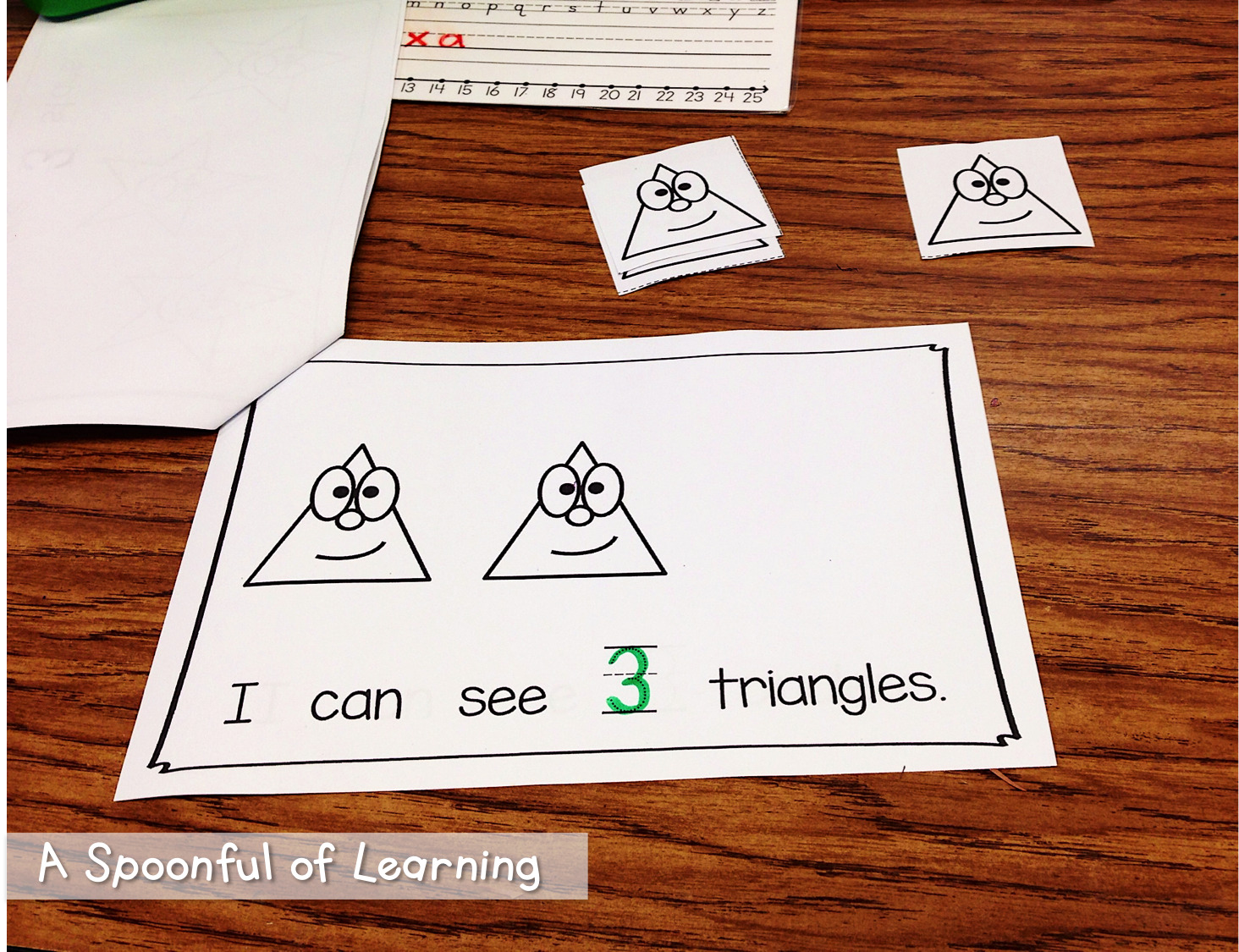 Three Little Bears Sequencing Worksheet