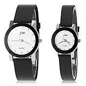 Relojes informal de caucho negro banda de pul... – CLP $ 3.877