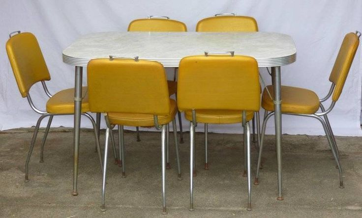 1960s Kitchen Table Dining Table In Kitchen Retro Dining
