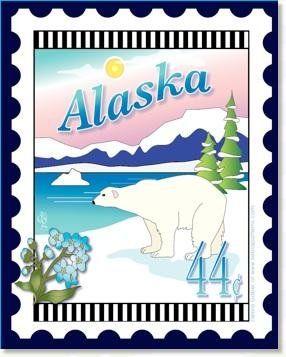 Alaska State - A Mini-Panel created by Debra Gabel