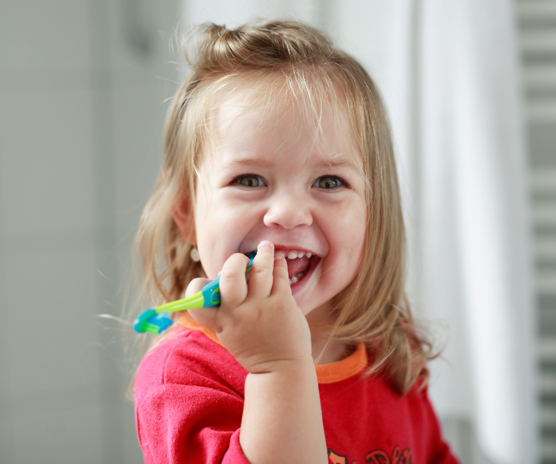 Top Five Toddler Toothbrushing Tips Childtime Oral Health