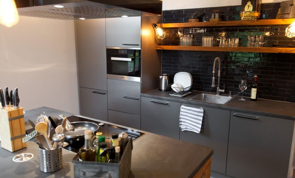 Küche Wenn Landhausstil auf Moderne trifft Küchenhaus Thiemann