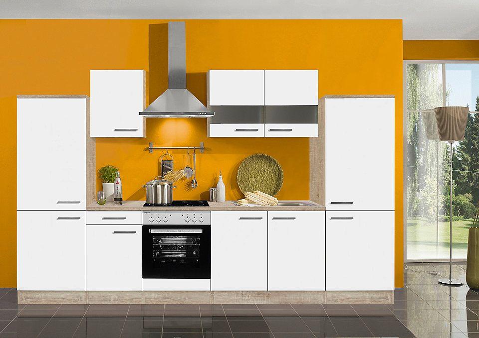 Optifit Küchenzeile ohne E-Geräte »Bern«, Breite 270 cm Jetzt - küchenblock ohne e geräte