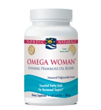 Review: Nordic Naturals' Omega Woman, Evening Primrose Oil Blend