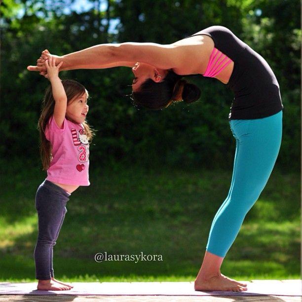 Check out YogaFit's Kids Yoga courses! yogafitevents.com