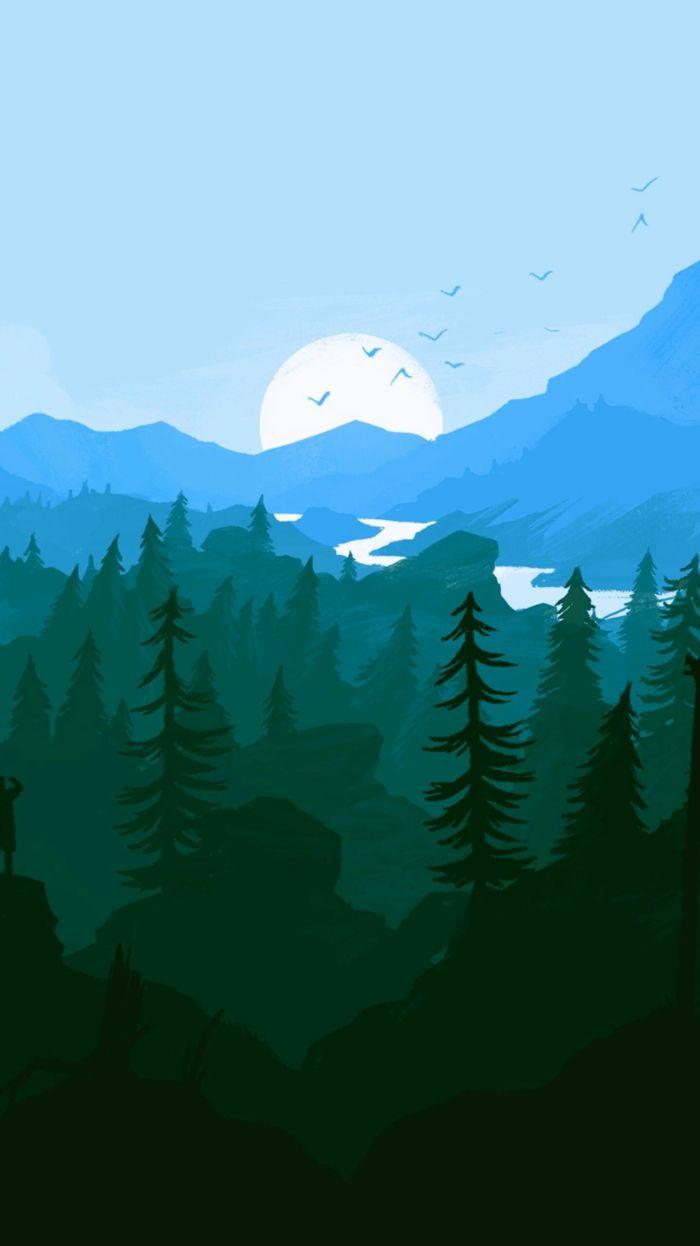 1001 + idées pour trouver le meilleur fond d'écran stylé is part of Minimalist landscape - Un fond d'écran stylé pour l'ordinateur et pour son portable est quelque chose qu'on tous cherche  C'est bien de voir de beaux images stylées et des