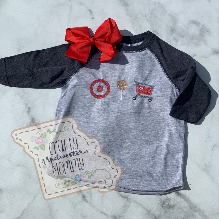 Bullseye shopping trio shirt in 2020 shirts for girls