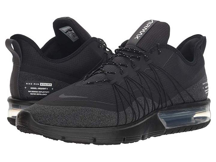 Nike Sequent 4 Shield | Nike air max, Running shoes for men